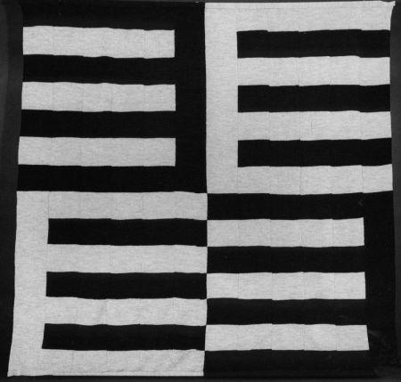 blanket from sock machine