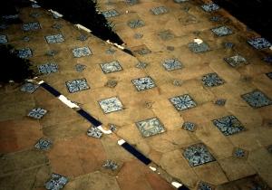 Spanish pavement