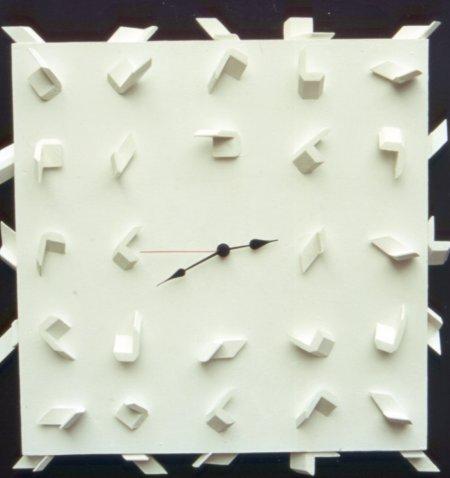 white-bumpy-clock1